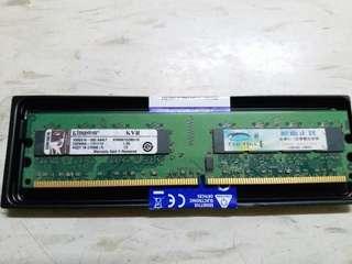 Kingston DDR2 1G Ram