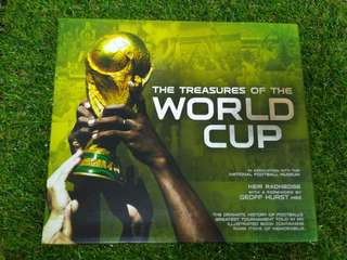 Official Fifa World Cup Treasure