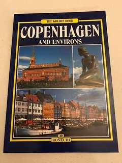 The golden book  Copenhagen and Environs Bonechi