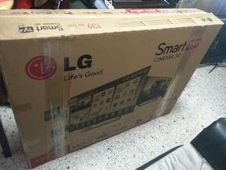 LG 55 Inch 3D Slim Full HD Smart Led Tv