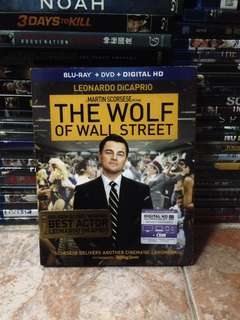 The Wolf of Wall Street [Blu-Ray] Amazon.ca