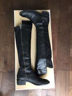 Michael Kors Bromley riding boots size 5.5