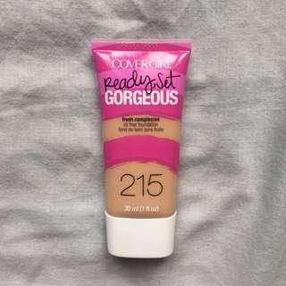 Covergirl Ready foundation
