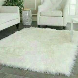 Karpet Bulu Korea 100*130