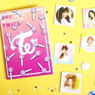 Twice candy bong notebook