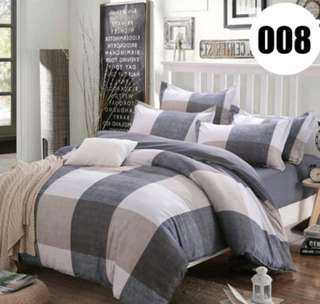 FREE POS 4IN1 Comfort Bed Sheet Set