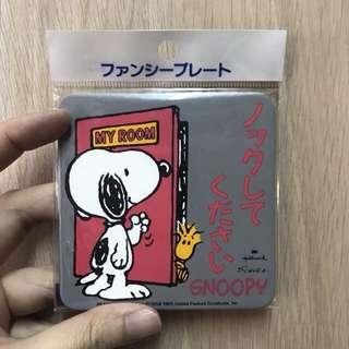絕版。珍藏。Snoopy。貼子牌