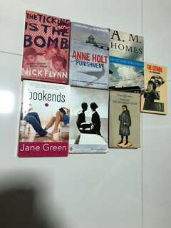 See all photos! Exciting novels thriller crime ATTENTION GRABBING BOOK COVERS