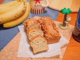 🚚 「麦䅘」-酸種香蕉麵包(約50g/片)
