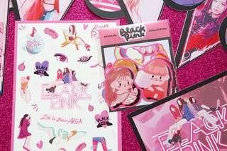 Blackpink 'in your area' Sticker (left)