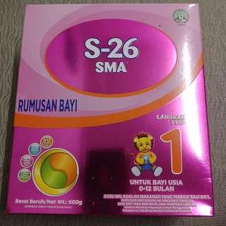 S26 SMA STEP 1 600g