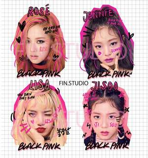 Blackpink moonshot Face hanger