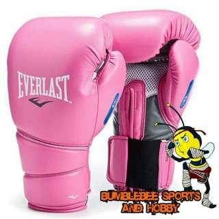 Everlast Protex 2 Evergel Muaythai Gloves