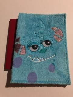 Monster Inc Passport Cover