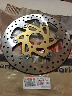 Disc, caliper & fork 135lc 5 speed (LC 5s)