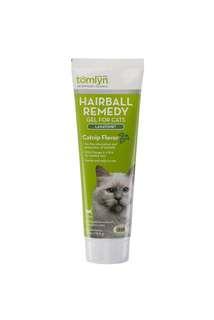 Tomlyn Hairball Remedy Gel Laxatone Catnip Flavor 120.5g