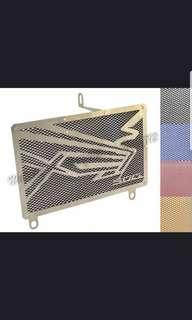 Radiator protector cb400x