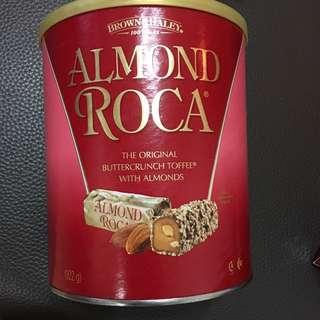 Almond Roca 樂家杏仁糖 (澳洲)