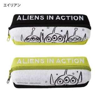 <🇯🇵日本預購> 迪士尼兩面筆袋