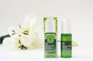 THE BODY SHOP  Nutriganics Drop of Youth