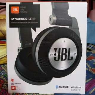JBL Bluetooth Headset - BNew