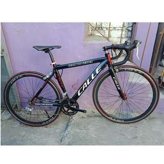 CALLE FULL ALLOY ROADBIKE (FREE DELIVERY AND NEGOTIABLE!)