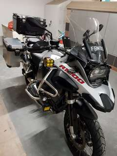 2016 (aug) PML BMW GSA for sale