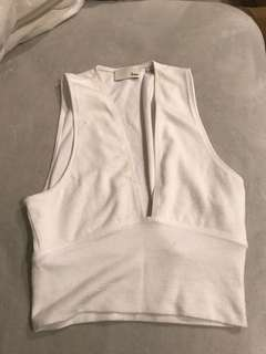 Wilfred tank — size small