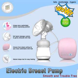 (Last 3 sets!!!) Electric Breast Pump