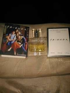 Parfume WB friends home