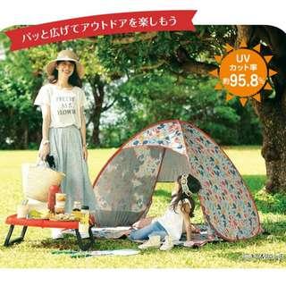 <🇯🇵日本預購> 迪士尼防UV防水帳篷(附收納袋)