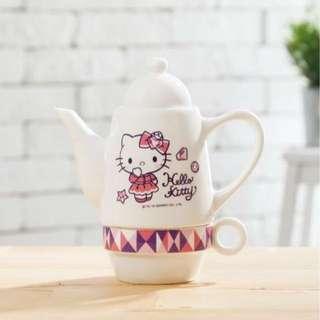 Hello Kitty 杯壺組