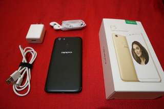 Oppo F5 32GB Black (almost new!)