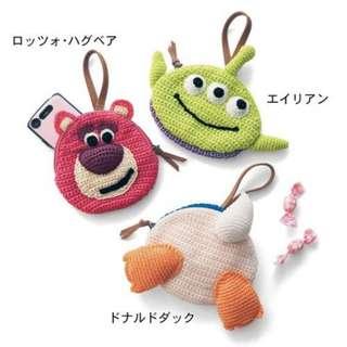 <🇯🇵日本預購> 迪士尼手工編織袋