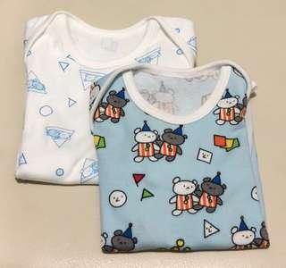 UNIQLO baby bodysuits