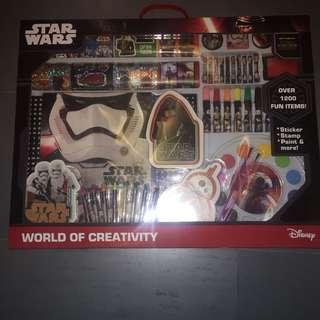 Star Wars activity set