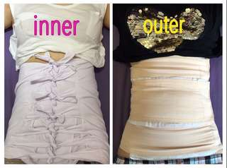Brand New Postpartum / Post-Pregnancy Belly Binder Wrap Bengkung
