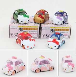 Sakura Hello Kitty Car Series