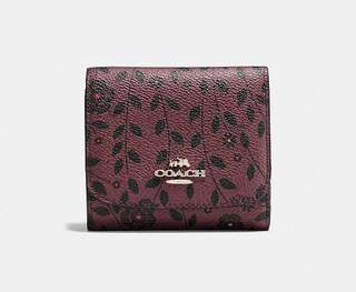 Coach Willow Printed Small Wallet