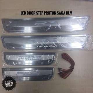 Led Door Sill Plate Proton Saga R3 2008-2015