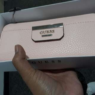 2nd photo of guess wallet