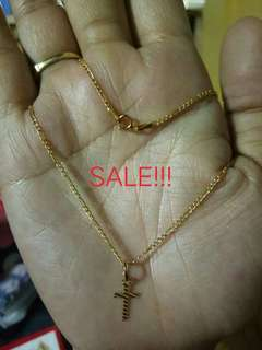 18k necklace