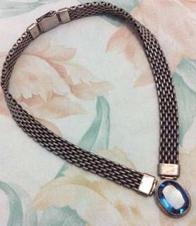 Bali Sterling Silver Necklace