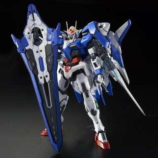 1/100 MG Gundam 00 XN Raiser Bandai