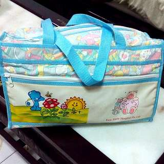 Bag for Baby Stuffs (38x14x22cm)