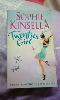 Sophie Kinsella Books - Twenties Girl