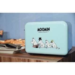 MOOMIN 嚕嚕米 有辦法吐司機 烤麵包機