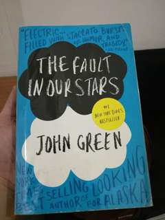 fault in our start by john green