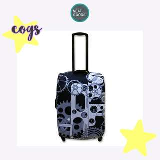 Luggage Cover Protector Cogs