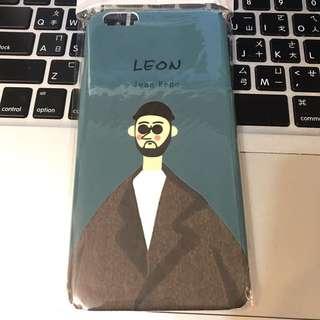 🚚 終極追緝令這個殺手不太冷Leon磨砂iPhone6plus手機殼